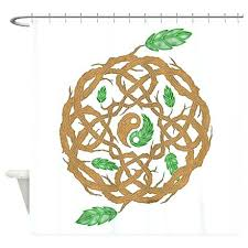 celtic shower curtain tree shower curtains nature yin yang shower curtain celtic tree of life shower