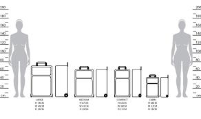 Luggage Sizes Style Advice Clothing Guides Joy Of Clothes