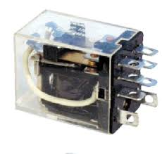 spdt single pole double throw ice cube relay 120 vac coil 15a ice cube relays