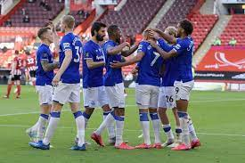Teams everton sheffield united played so far 6 matches. Everton Ratings Vs Sheffield United As One Of Best Players Since Restart Emerges Liverpool Echo