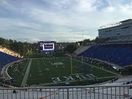 Jack Coombs Field Seating Chart Wallace Wade Stadium Duke Blue Devils Stadium Journey
