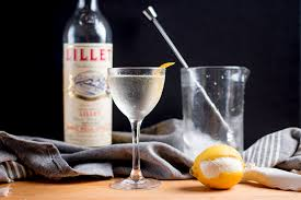 the l diaries the vesper martini