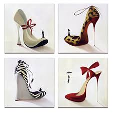 fashion shoes pictures canvas art high heel innovational protect animals series design shoe on shoe wall art high heels with amazon fashion shoes pictures canvas art high heel