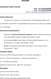 Download Diploma Computer Science Resume For Free Tidyform