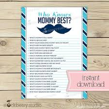 Free Printable Price Is Right Baby Shower GameFree Printable Price Free Printable Mustache Baby Shower Games
