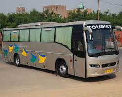 Image result for volvo bus delhi to manali