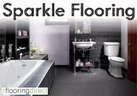 grey sparkly flooring glitter effect vinyl floor sparkle lino choice jrfgrey