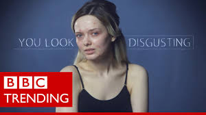 you look disgusting interview with beauty ger who shamed bullies bbc trending you