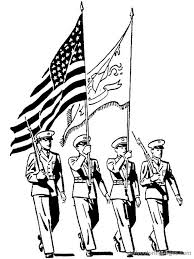Preschool Veterans Day Coloring Pages At Getdrawingscom Free For