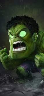 1242x2688 Small Angry Hulk Iphone XS ...