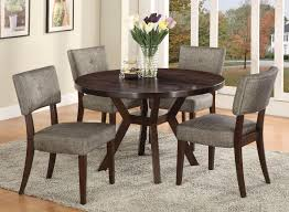 Tall Round Kitchen Table Kitchen Round Kitchen Table And Chairs Regarding Top Tall Round