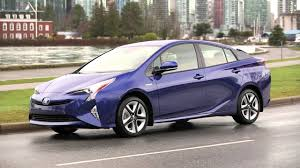 2016 Toyota Prius review from Family Wheels - YouTube