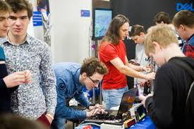 the festival is organized by itmo university and digital banana an educational project that allows students to partite in courses and events to