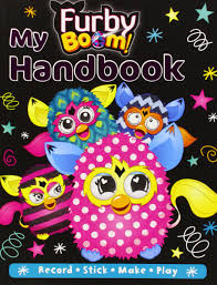 Furby Sales Chart My Furby Handbook Amazon Co Uk Hasbro Carly Blake