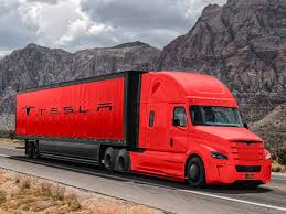 2018 tesla semi truck. beautiful truck also iu0027m pretty sure that a tesla designed autonomous semi truck will  probably look bit more like the man concept driverless truck from few years ago  for 2018 tesla n