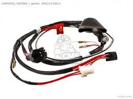 suzuki lt80 1997 v wiring harness schematic partsfiche harness wiring
