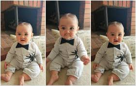 baby rt addams addams family costume sc 1 st diy inspired