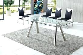 modern dining room furniture toronto leather chairs sets table set round glass dining tables melbourne glass