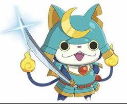 I'll be your loyal companyan! Shogunyan Yo Kai Watch Wikia Fandom