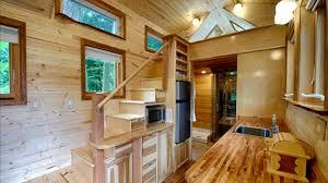 Image of: tiny house interior