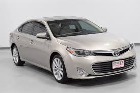 Certified Pre-Owned 2013 Toyota Avalon For Sale in Amarillo, TX ...