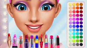 high s summer dress up and makeup game fun summer makeover games for kids