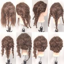 セルフでできる浴衣ロングヘアアレンジレッスン Hair