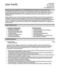 Assistant Manager Resume Template Premium Resume Samples Example