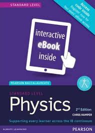pearson baccalaureate physics standard level nd edition ebook  pearson baccalaureate physics standard level 2nd edition ebook only edition etext for the ib