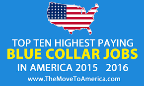 Top 10 Highest Paying Blue Collar Jobs In America 2015 2016 Youtube