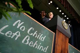 what s in the no child left behind rewrite newshour