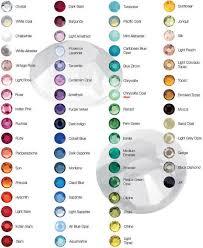 Swarovski Ab Color Chart Swarovski Crystal Flatback Rhinestone Colour Chart