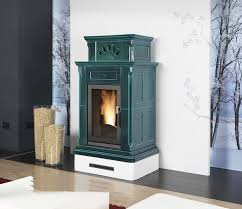 Pellet Heating Stove Traditional Steel Cast Iron