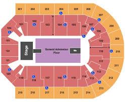 Denny Sanford Premier Center Seating Chart Denny Sanford Premier Center Tickets In Sioux Falls South