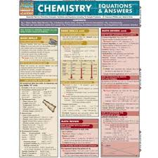 Ucla Store Chemistry Equations Answers Quick Study Barchart