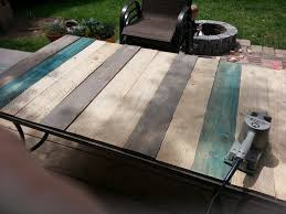 wooden pallet patio furniture. Wood Pallet Lawn Furniture. Patio Table-top Redo With | Kindred Crafty Wooden Furniture U