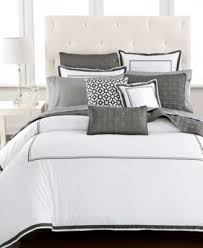 the hotel collection bedding. Delighful Hotel This Item Is Part Of The Hotel Collection Embroidered Frame Duvet Covers  Created For Macyu0027s On The Bedding I