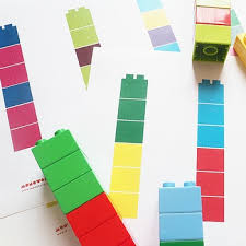 Lego Patterns Stunning Make LEGO Patterns By MONOTORY Teachers Pay Teachers