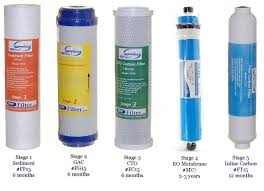 How To Change Reverse Osmosis Filters Instructions On How To Change The Filter Cartridges Of An Ro