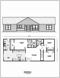 ranch style house plans with walkout basement best of 16 new house plans with walkout basement