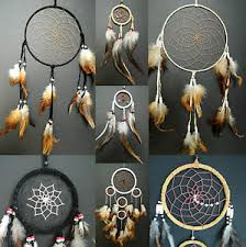 How To Make Authentic Dream Catchers Traditional dream catcher native American Indian style APACHE 30