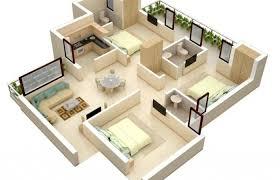 bedroom floor design. Bedroom Bungalow House Designs Design Modern One Story Bungalo Floor A