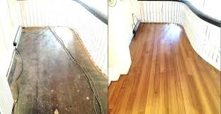 restoring hardwood floors without sanding refinish cost resurface wood old refinishing resto