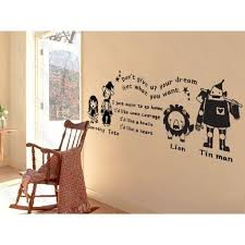 wizard of oz quotes wall art