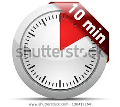 a 10 minute timer 10 minutes timer stock illustration royalty free stock