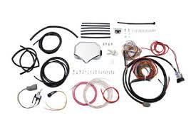wire plus chopper wiring harness kit for harley davidson image is loading wire plus chopper wiring harness kit for harley