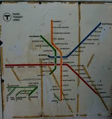 File 1967 Mbta Subway Map Jpg Wikimedia Commons