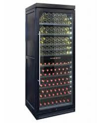 vinotemp wine fridge. 300-Bottle Modular Wood Wrap Wine Cooler Vinotemp Fridge