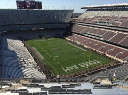 Tamu Football Seating Chart Kyle Field Section 420 Rateyourseats Com