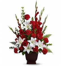Image result for altar flowers